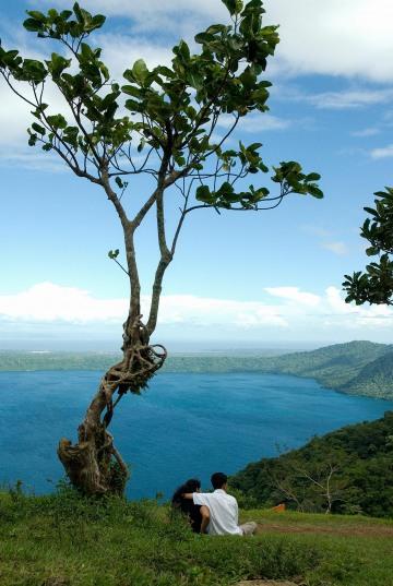 Enjoying Laguna de Apoyo || Nicaragua