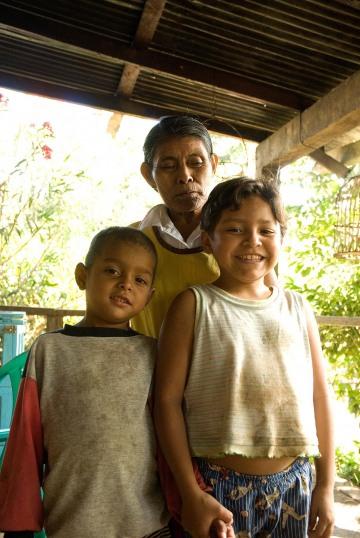 Family || Samulali, Nicaragua