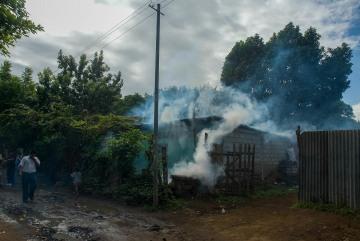 Fumigation in Masaya || Nicaragua