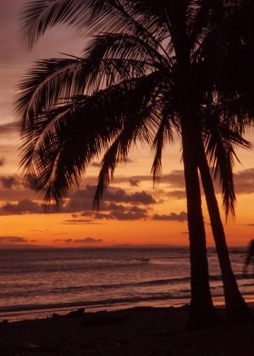 Santa Catalina Sunset || Panama