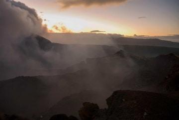 Volcán Masaya at Sunset|| Nicaragua