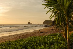 Afternoon Sun at Playa Madera || Nicaragua