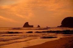 Sunset at Playa Madera || Nicaragua