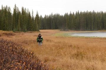 Ann at Elk Creek    Crested Butte, CO