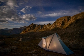 Camping under the Moon || Horn Fork Basin, CO
