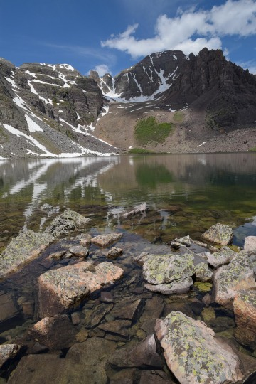 Cathedral Lake || Maroon-Snowmass Wilderness, CO