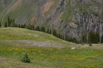 Contours of Governor Basin || Colorado