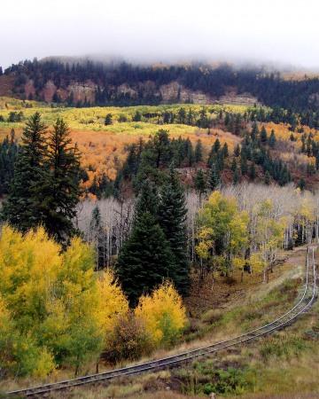 Cumbres & Toltec Scenic Railroad || New Mexico