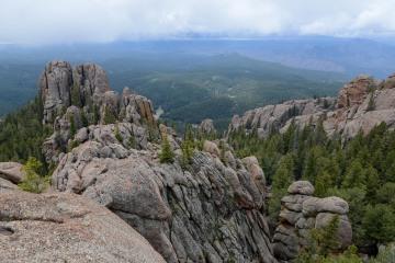 Devil's Head Summit    Colorado