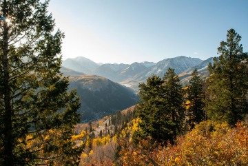 Fall on McClure Pass || Colorado