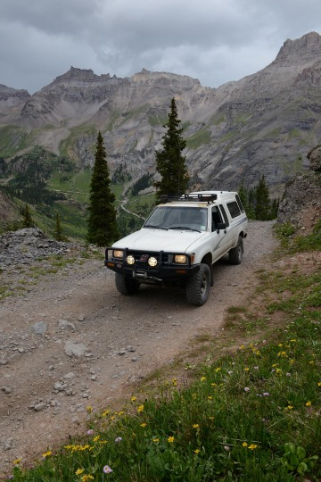 Governor Basin 4x4 || Colorado