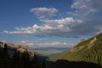 Gunnison Skies || West Elk Wilderness, CO