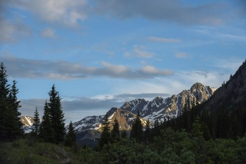 Matchless Mountain || White River National Forest, CO