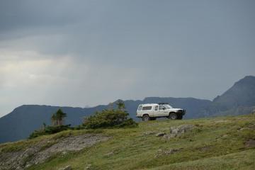 Mountain Truck in Governor Basin || Colorado