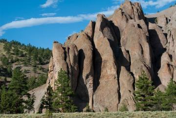 Rock Outcropping || Colorado