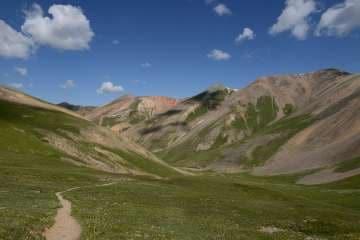 Silver Creek Trail || San Juan Mountains, CO