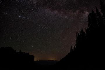 West Elk Wilderness under the Stars || Gunnison NF, CO