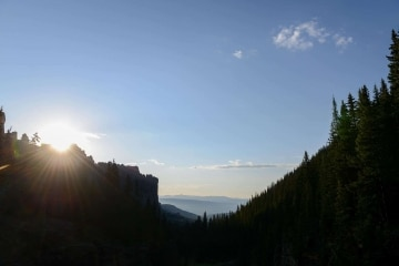 West Elk at Sunset || Colorado