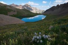 Blue Lakes || Mt. Sneffels Wilderness, CO