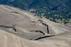 Dune Ridges || Great Sand Dunes NP, CO