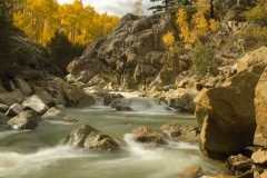 Fall on the Roaring Fork || Colorado