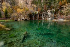 Hanging Lake in Fall || Colorado