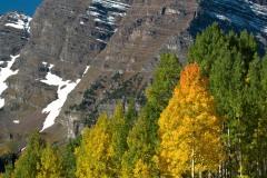 Maroon Bells in Fall || Colorado