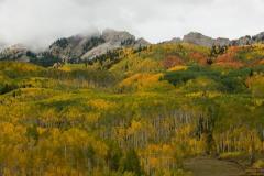 Ruby Range in Fall || Elk Mountains, CO