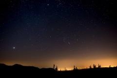 Stars over Rocky Mountain NP || Colorado