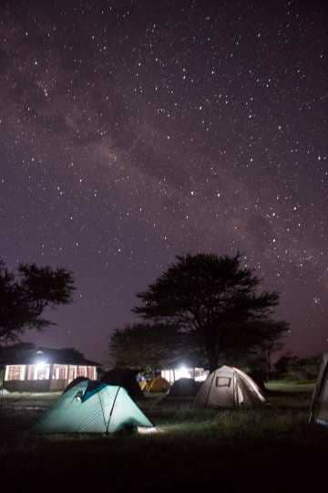 Camping under the Serengeti Stars || Serengeti National Park, Tanzania
