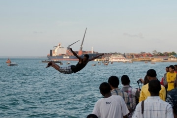 Diving for Style 2 || Stone Town, Zanzibar