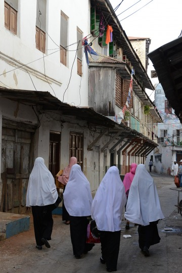 Evening Stroll in Stone Town || Zanzibar