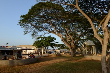 Forodhani Gardens || Stone Town, Zanzibar