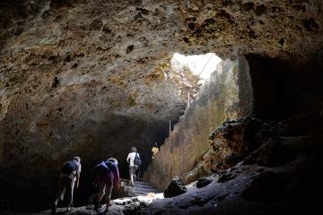 Mangapwani Slave Caves || Zanzibar