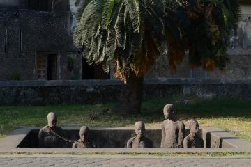 Sacred Slave Market Memorial || Zanzibar