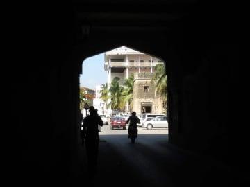 Stone Town Tunnel || Zanzibar