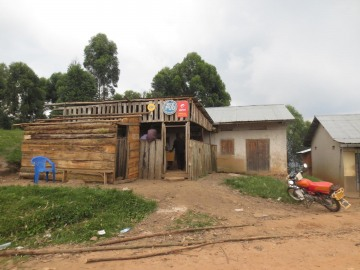 Village Watering Hole || Nkuringo, Uganda