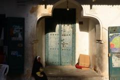 Stone Town Doorway || Zanzibar