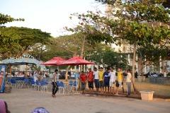 Waiting Turns to Dive || Stone Town, Zanzibar
