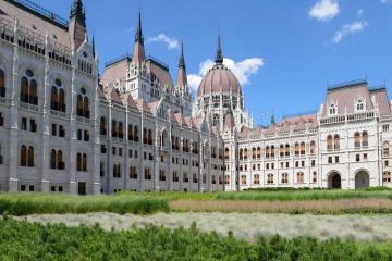 Parliament of Budapest || Hungary