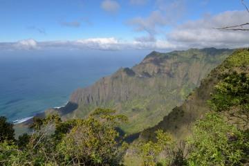 Kalalau Lookout || Kauai, Hawaii