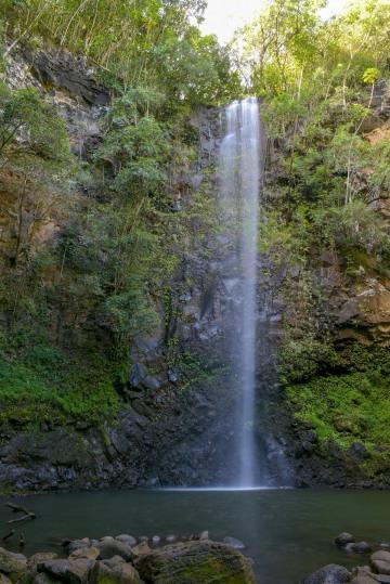 Uluwehi Falls || Kauai