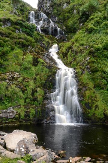 Assaranca Falls || County Donegal