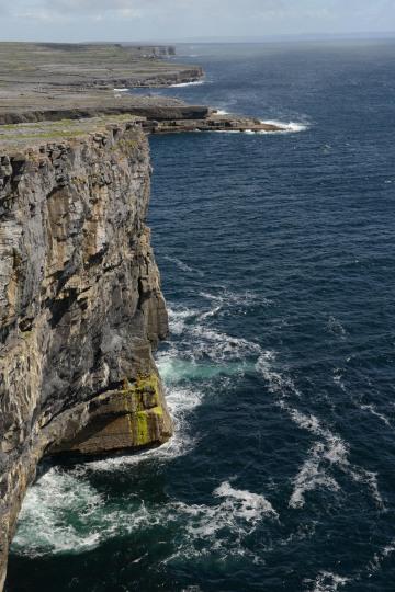 Cliffs of Aran || Aran Islands