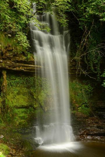 Glencar Waterfall || County Sligo