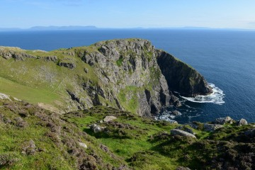 Slieve League Cliffs || County Donegal