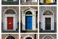 Doors of Dublin || Ireland