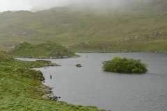 Fisherman along the Ring of Kerry    County Kerry