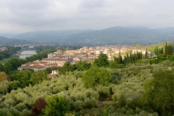 Florence Countryside || Italy