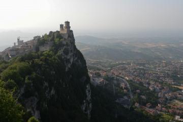 Fortress of Guaita || San Marino